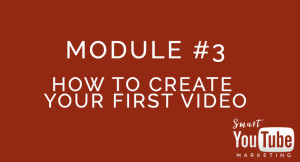 How to Create Your First Video
