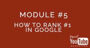 How to Rank #1 in Google