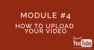 How to Upload Your Video