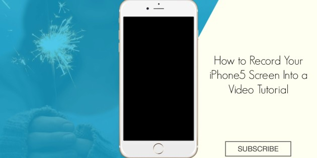 How-to-record-your-iphone5-tutorial