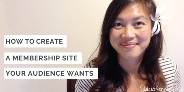 How to Create A Membership Site Your Audience Wants