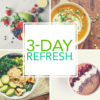 3 Day Refresh After Thanksgiving Detox
