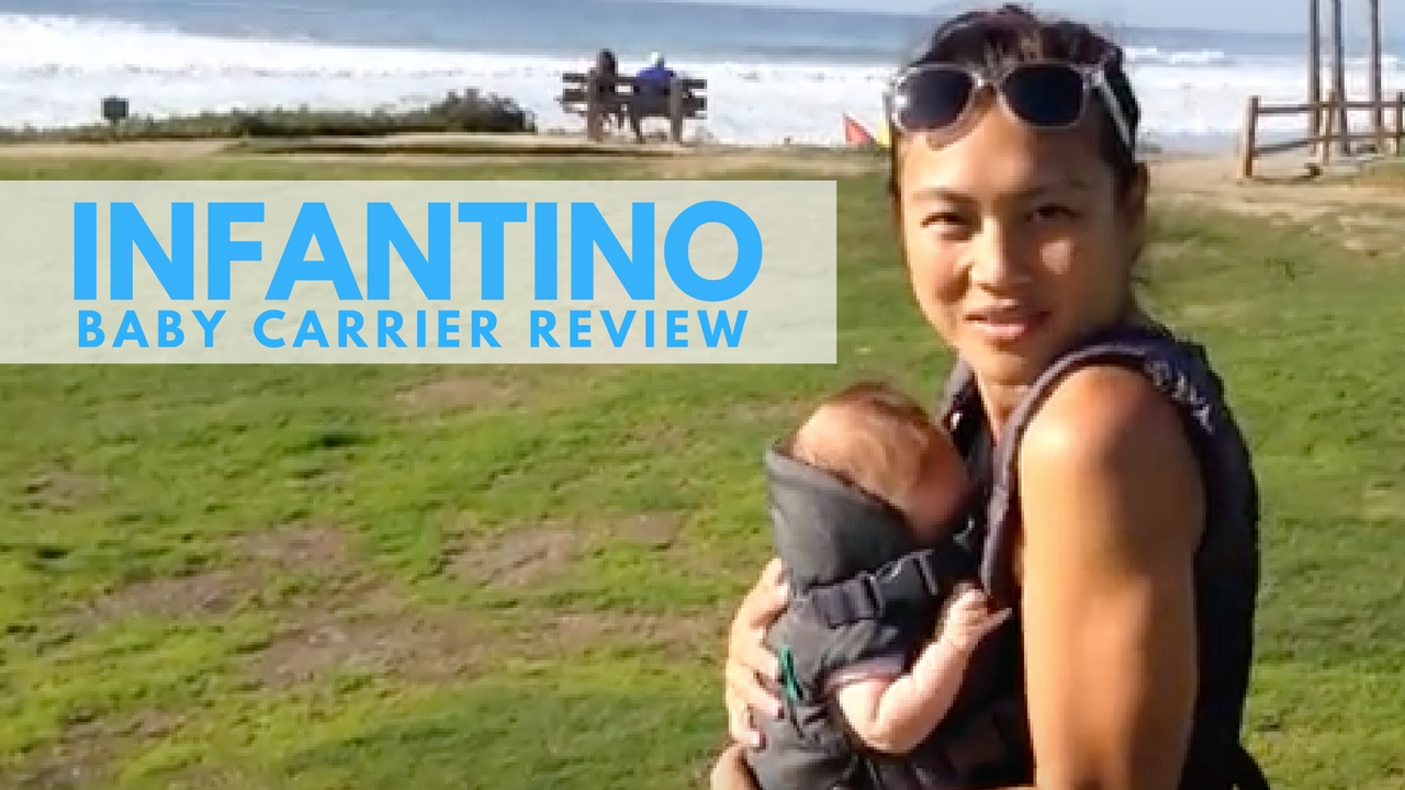 4 In 1 Convertible Infantino Baby Carrier Review