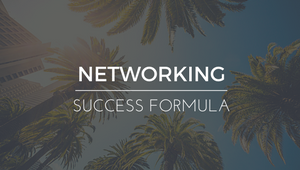 NETWORKING SUCCESS FORMULA with Stacia Kennedy