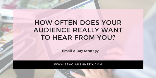 How Often Does Your Audience REALLY Want to Hear from You?