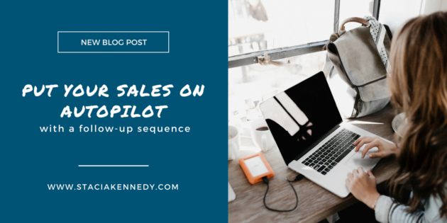 put your sales on autopilot